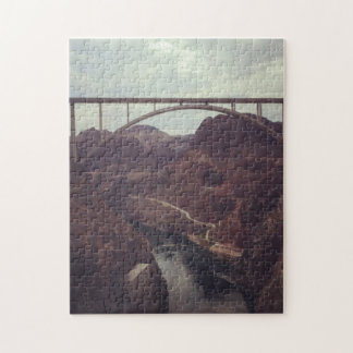 Hoover Dam Jigsaw Puzzle