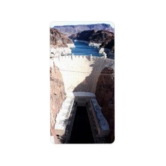 Hoover Dam Label