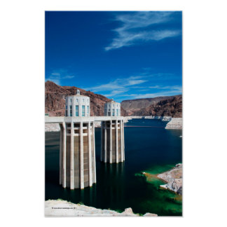Hoover Dam Lake Mead Posters
