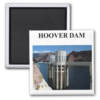 hoover dam magnets