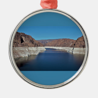 Hoover Dam Metal Ornament
