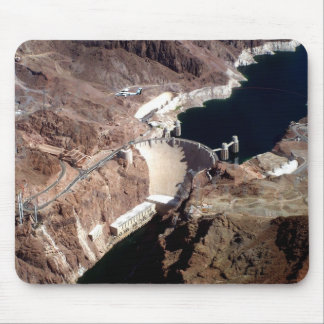 Hoover Dam Mouse Pad