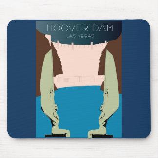 Hoover Dam Mousepad