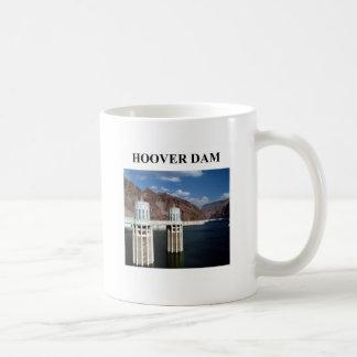 hoover dam coffee mug