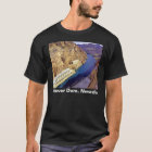 Hoover Dam, Nevada Men's Dark T-shirt