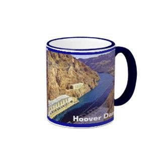 Hoover Dam, Nevada Coffee Mugs