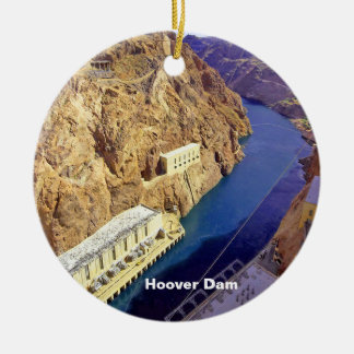 Hoover Dam, Nevada Ornament