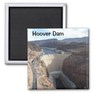 Hoover Dam Nevada Photo Magnet Lake Mead
