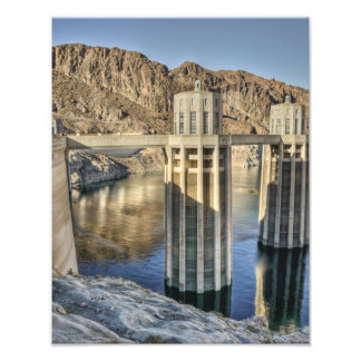Hoover Dam Photo Print