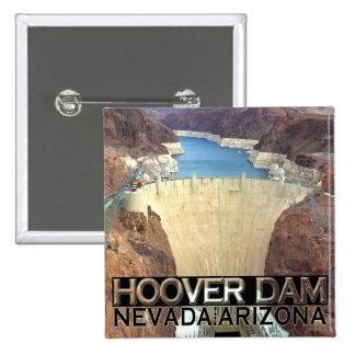 Hoover Dam Pinback Button
