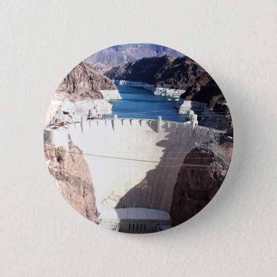 Hoover Dam Pinback Button