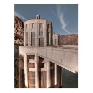 Hoover Dam Postcards