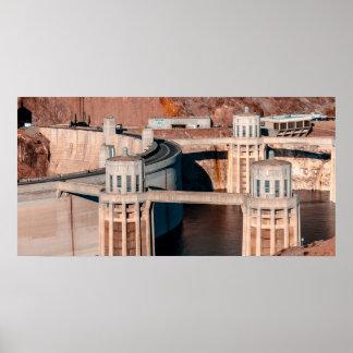Hoover Dam Print