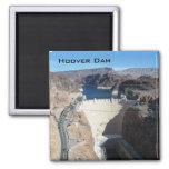 Hoover Dam Refrigerator Magnet