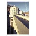 Hoover Dam Towers Art Photo