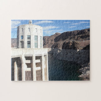 Hoover Dam (version 3) Jigsaw Puzzle