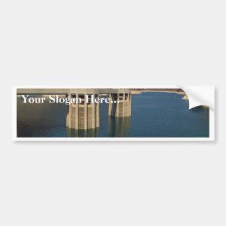 Hoover Dams Lakes Bumper Sticker