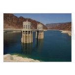 Hoover Dams Lakes Greeting Card