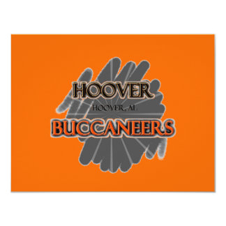 Hoover High School Buccaneers - Hoover, AL Card