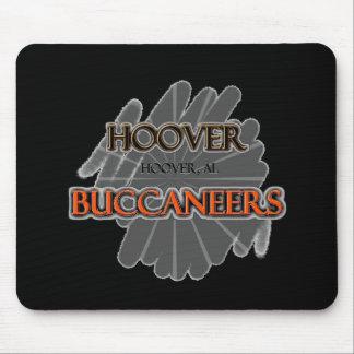 Hoover High School Buccaneers - Hoover, AL Mouse Pad