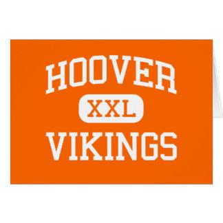 Hoover - Vikings - High School - North Canton Ohio Card