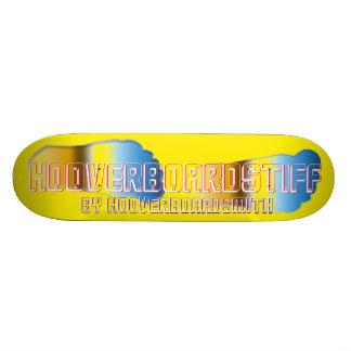 HooverBoardStiff By HooverBoardSmith Skateboard Deck