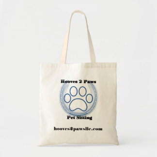 Hooves 2 Paws Pet Sitting Bag