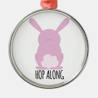 Hop Along Christmas Tree Ornament