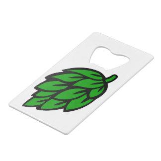 Hop! Credit Card Bottle Opener