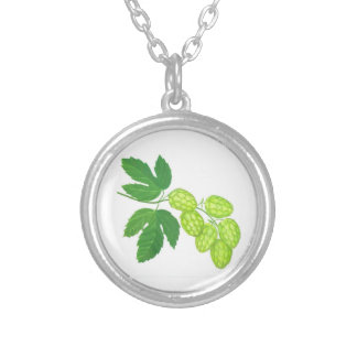 Hop Flowers Necklace