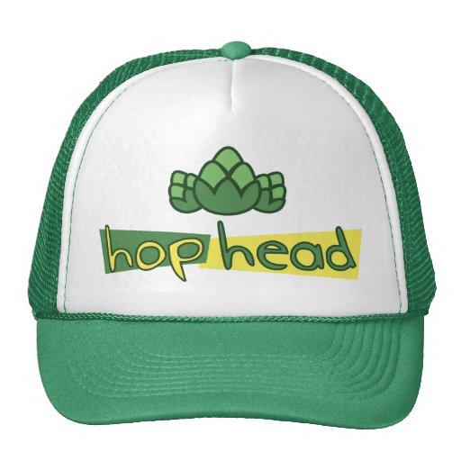 Hop Head Hat Bones