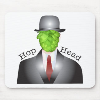 hop head mouse pad
