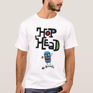 Hop Head (Mr Brewsky) T-Shirt