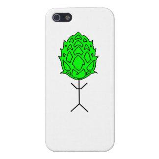 Hop Head Stickman Iphone Case iPhone 5/5S Cases