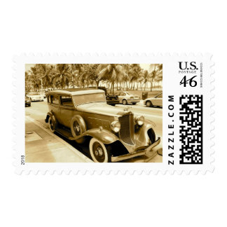 Hop in the Driver s Seat Postage Stamp