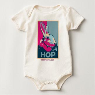 HOP infant jump suit Baby Bodysuit