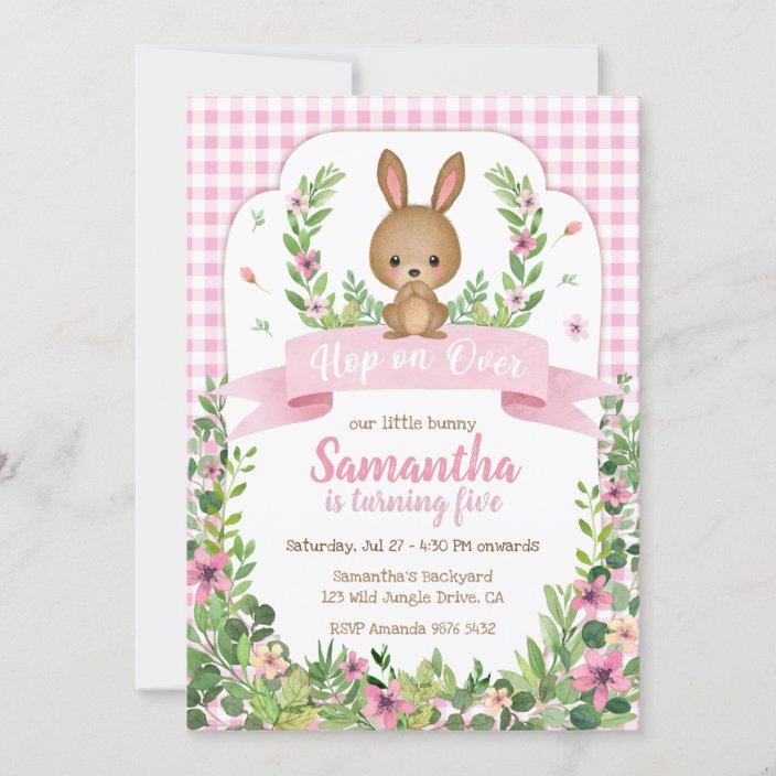 Hop to It A sweet little bunny.