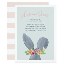 Hop On Over | Easter Brunch Invitation