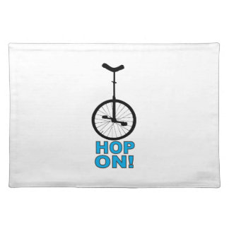 Hop On Placemat