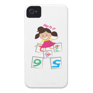 Hop To It Case-Mate iPhone 4 Cases