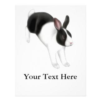 Hop to It Rabbit Flyer