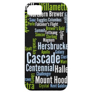 Hop Varieties iPhone5 case iPhone 5 Covers