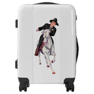 Hopalong Cassidy Luggage