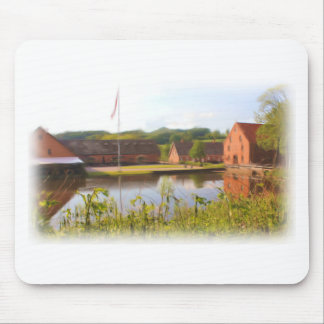 Hopball Mill Denmark Mouse Pad