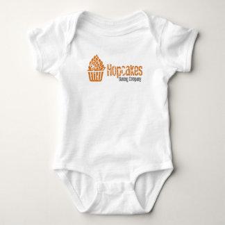 Hopcakes Flagship Logo Baby Bodysuit