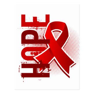 Hope 2 AIDS Postcard