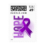 Hope 2 Alzheimer's Disease Postage Stamps