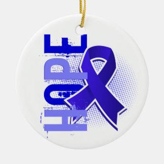 Hope 2 Ankylosing Spondylitis AS Christmas Ornament