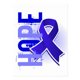 Hope 2 Ankylosing Spondylitis AS Postcard