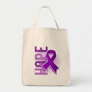 Hope 2 Anorexia Tote Bags